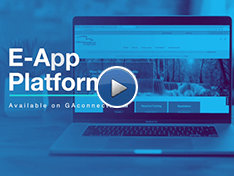 Submitting New Business Is Easy With Our E-App Platform