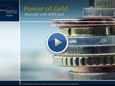 Diversify With SPDR GLD