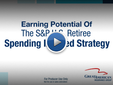 The S&P U.S. Retiree Spending Index: Earning Potential